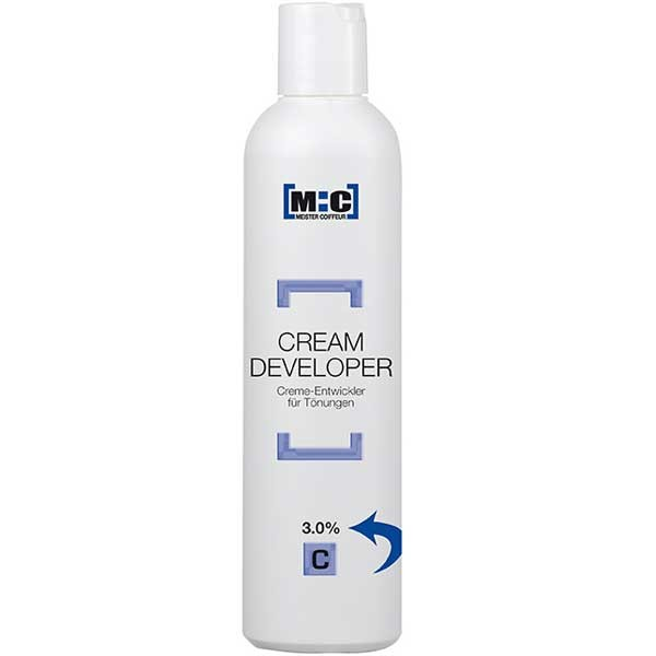 M:C Meister Coiffeur Cream Developer 3.0 C 250 ml