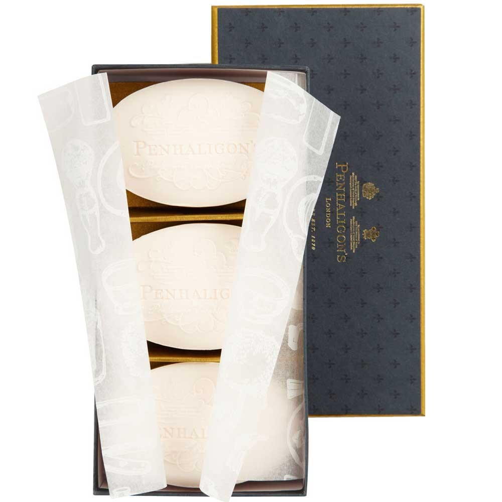 Penhaligon's Blenheim Bouquet Soap Box 3 x 100 g