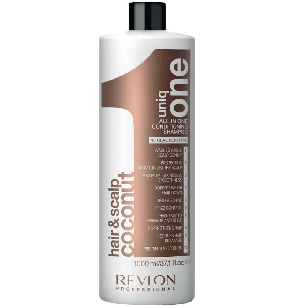 Revlon uniq one Coconut Conditioning Shampoo 1000 ml