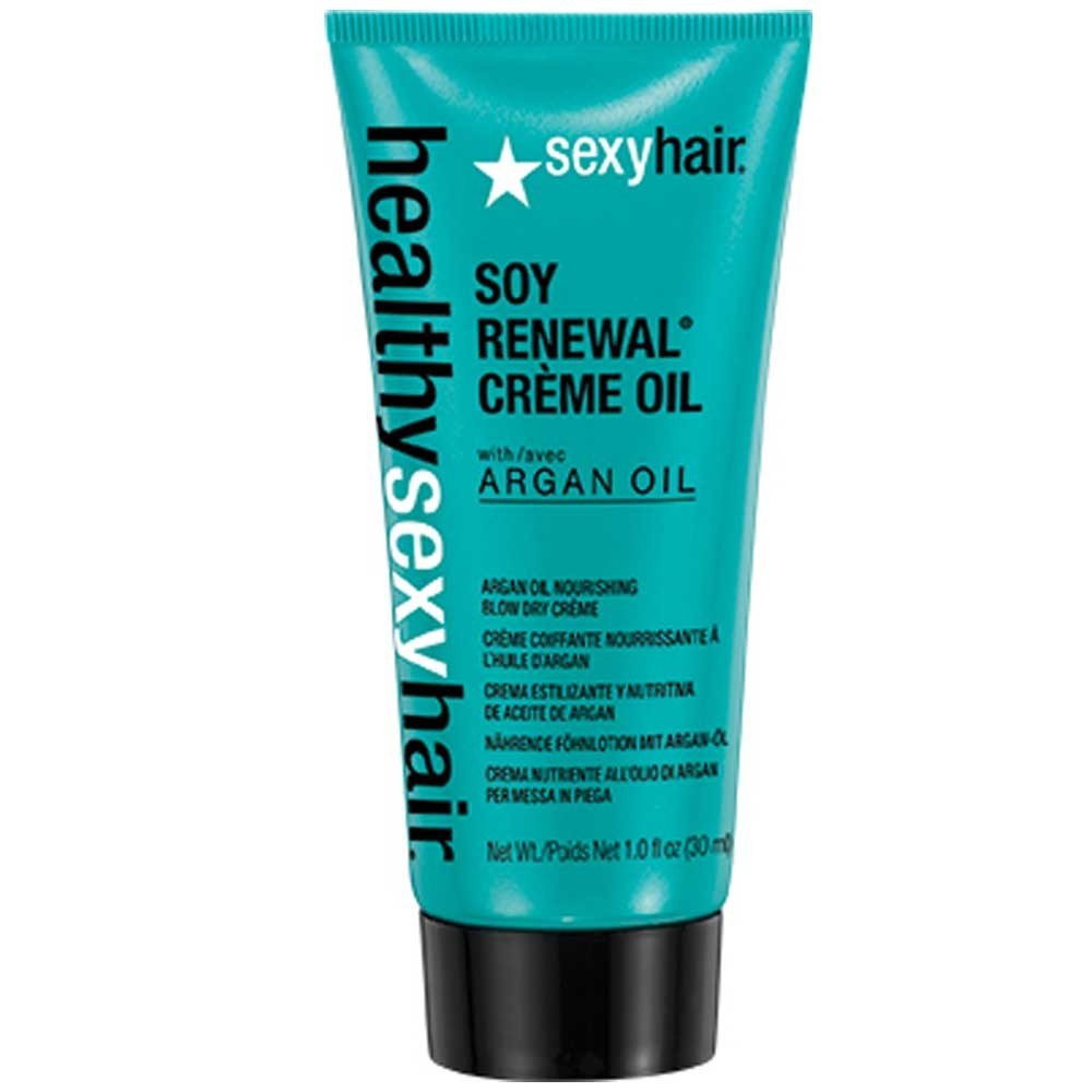 Sexyhair HEALTHY Soy Renewal Creme Oil 30 ml