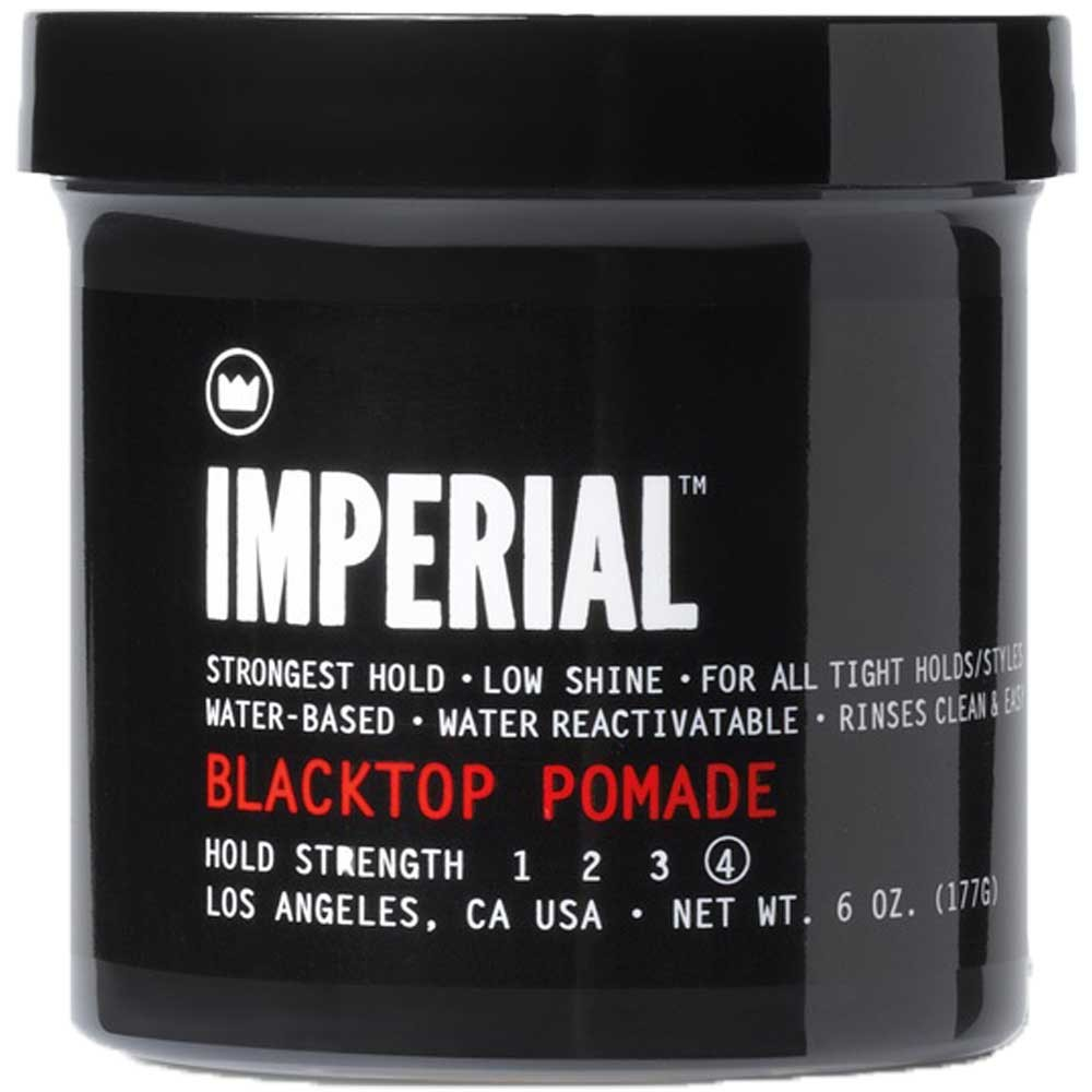 Imperial Barber Products Blacktop Pomade 177 ml