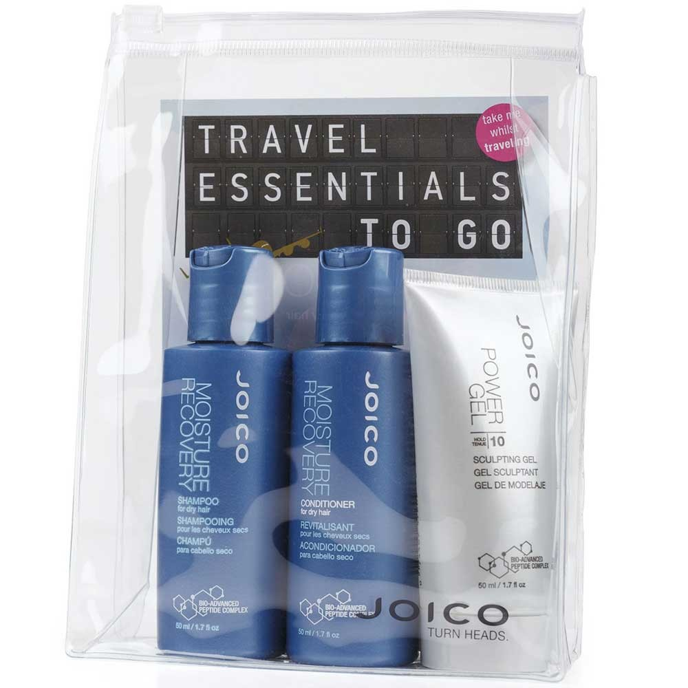 oico Travel Essentials To Go Moisture Recovery
