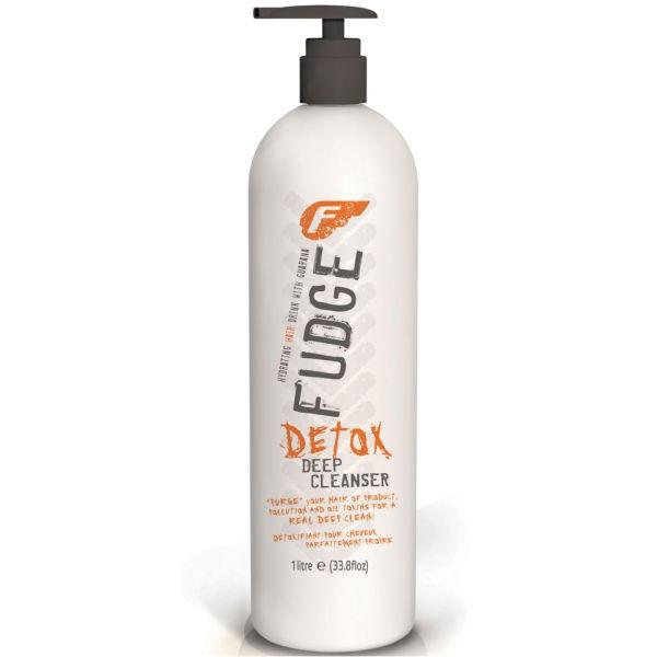 Fudge Detox Deep Cleanser Shampoo 1000 ml