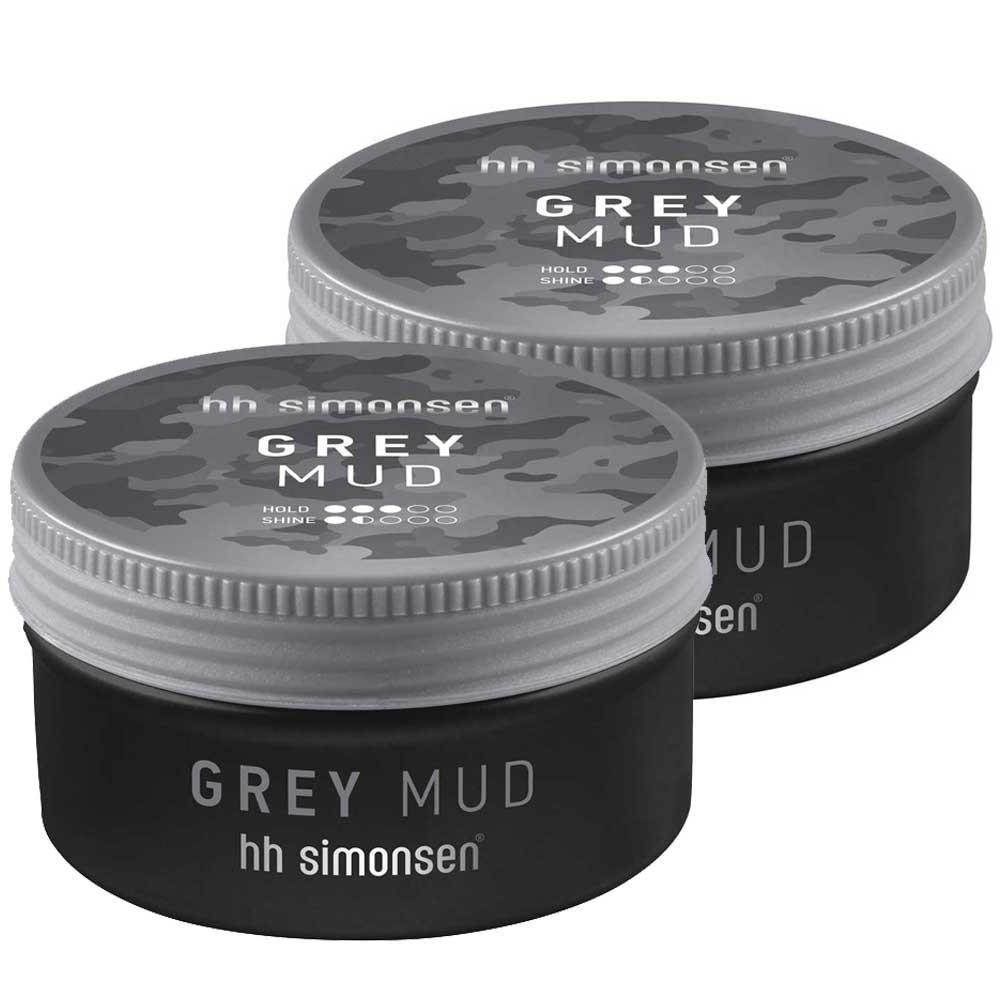 HH Simonsen Mud Grey 100 ml - Duo