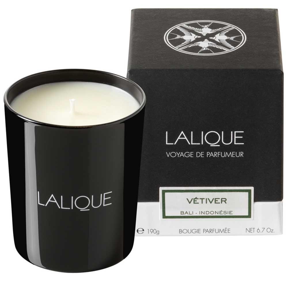 Lalique Vétiver - Bali Candle 190 g