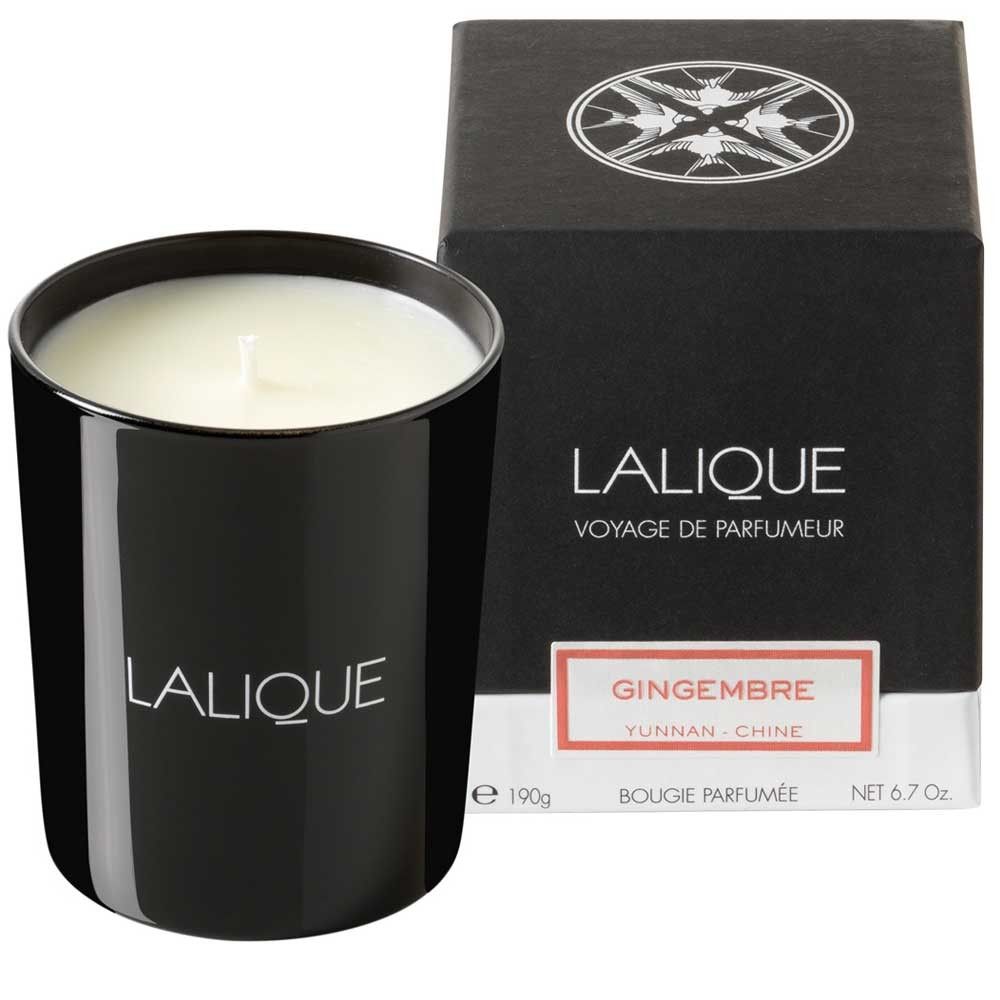 Lalique Gingembre - Yunnan Candle 190 g