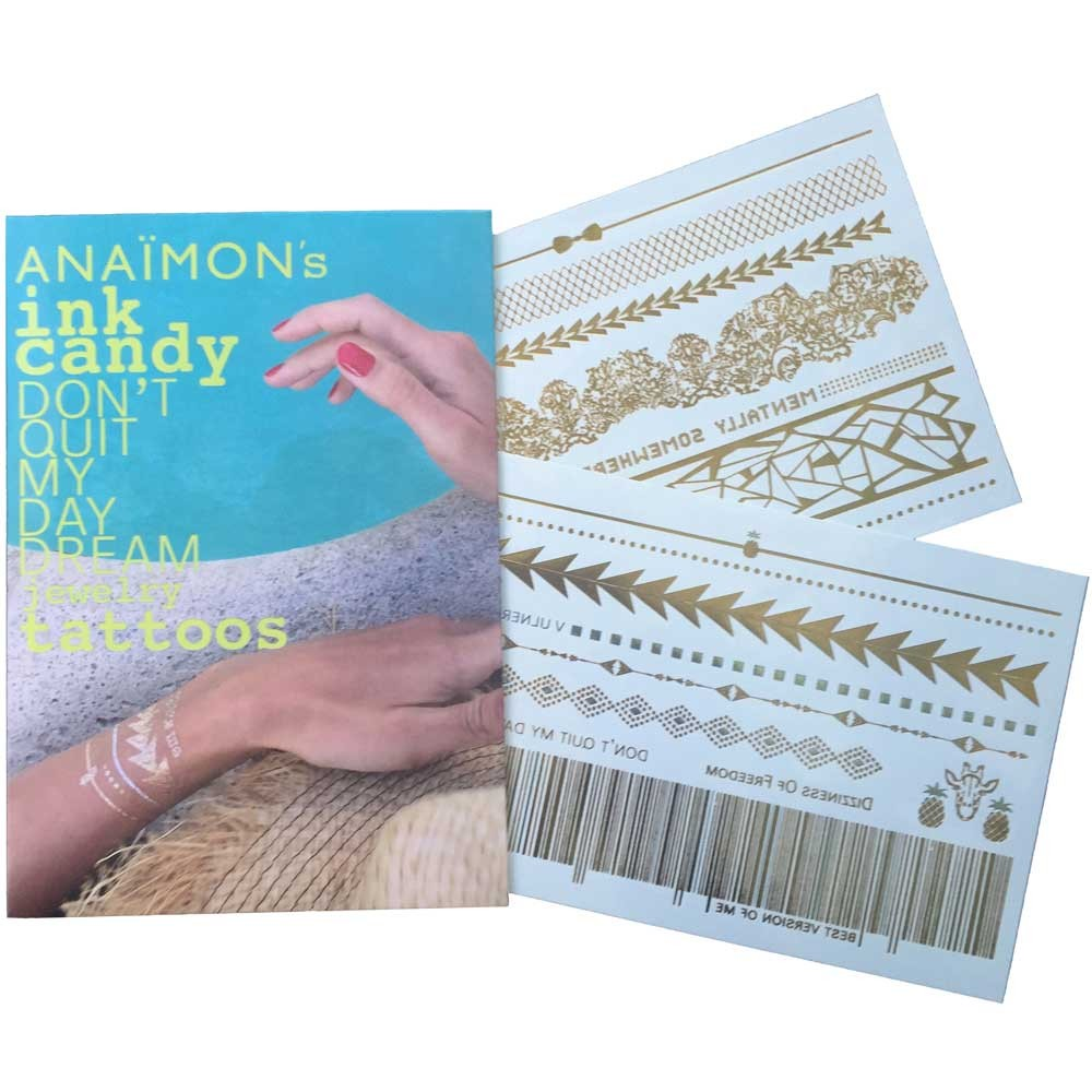 Anaimon Jewelry Tattoos - Don´t quit my daydream