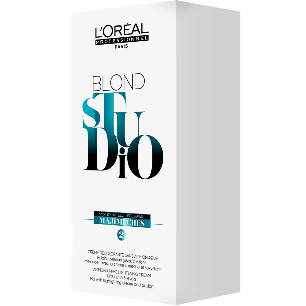 L'oreal Blond Studio Majimeches Sachet 6x25 g