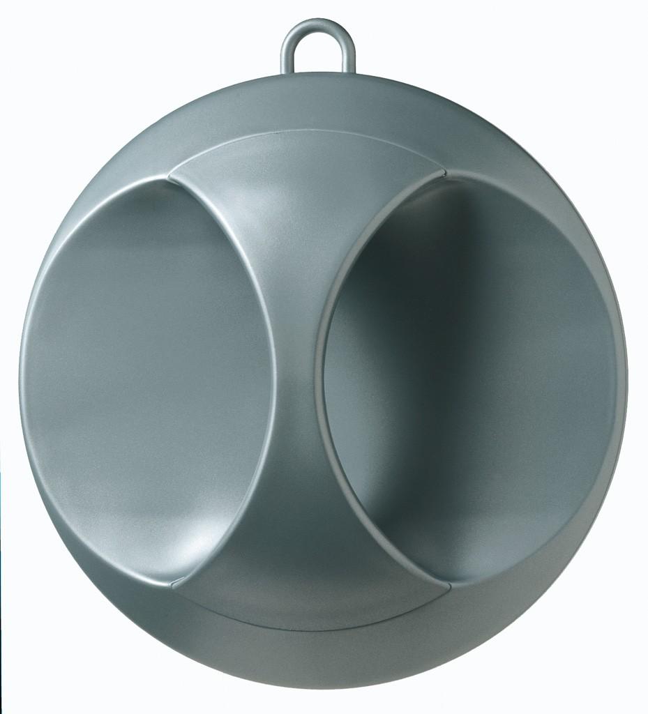 Comair Kabinett-Handspiegel Elegant - silber