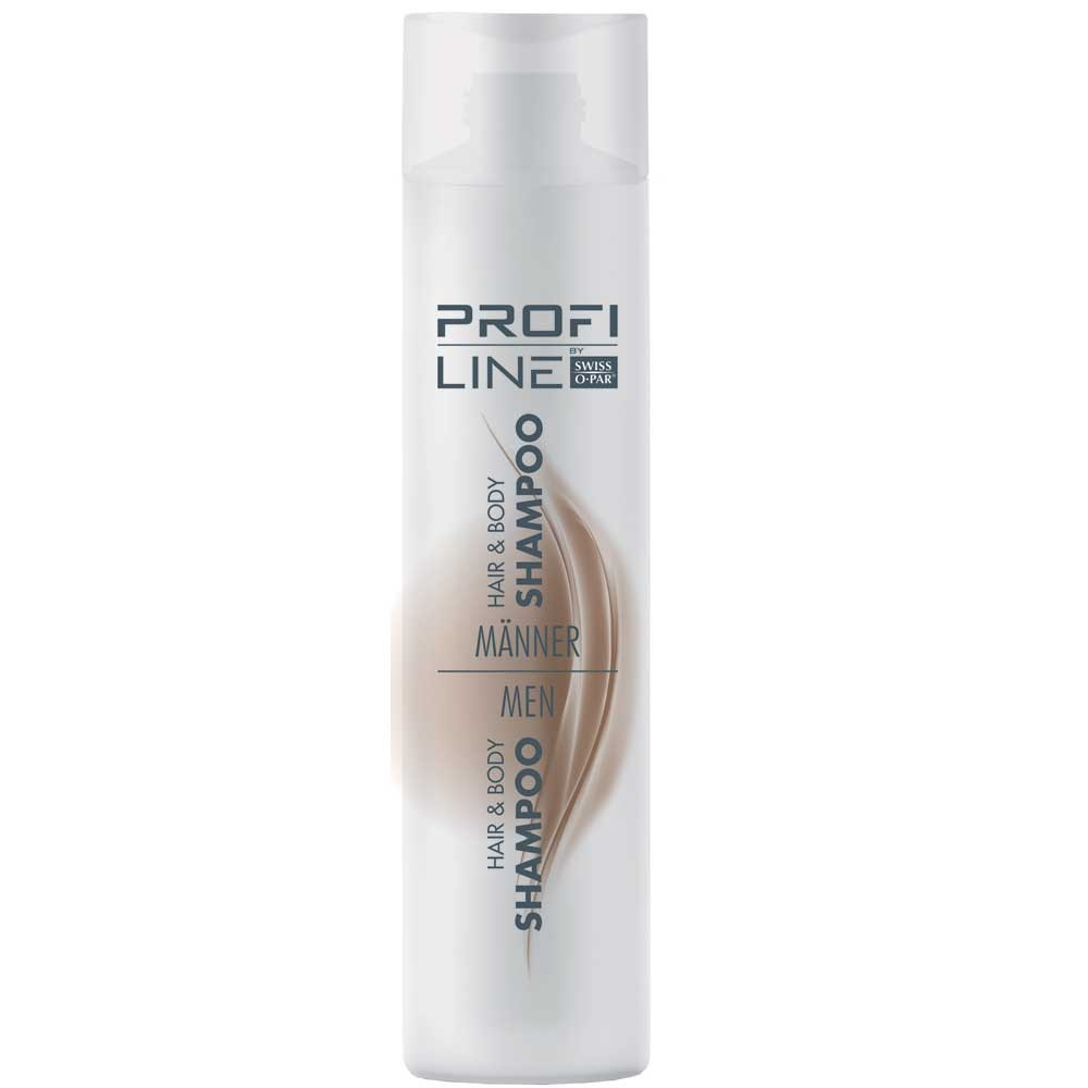 Profiline Männer Hair & Body Shampoo 300 ml
