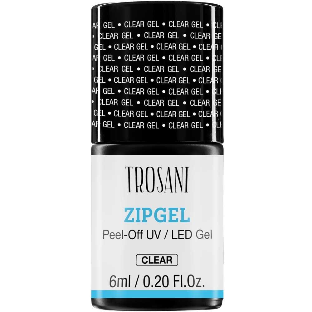Trosani Zipgel Peel off UV wiederablösbares Gel 6 ml