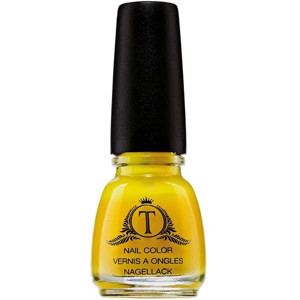 Trosani Nagellack Neon Fashion Colors Yellow Breeze 5 ml
