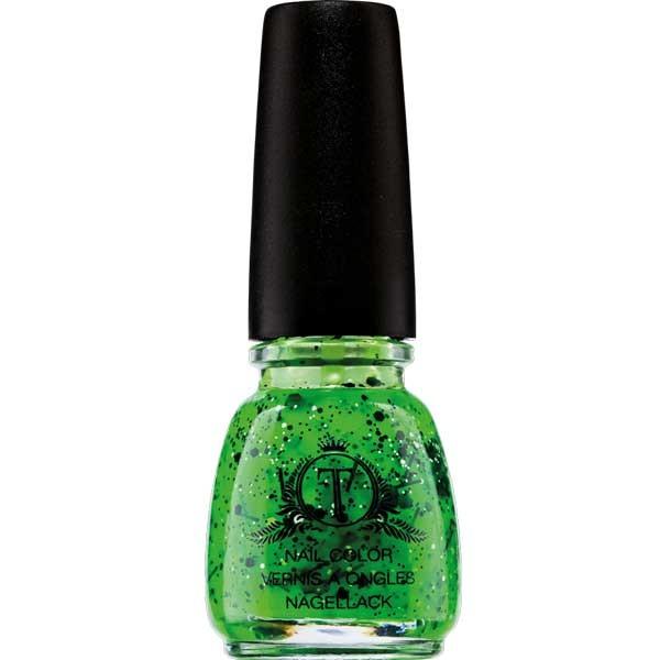 Trosani Nagellack Crazy Neons Green Greed 5 ml
