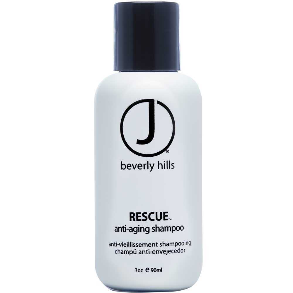 J Beverly Hills Rescue anti-aging Shampoo 90 ml
