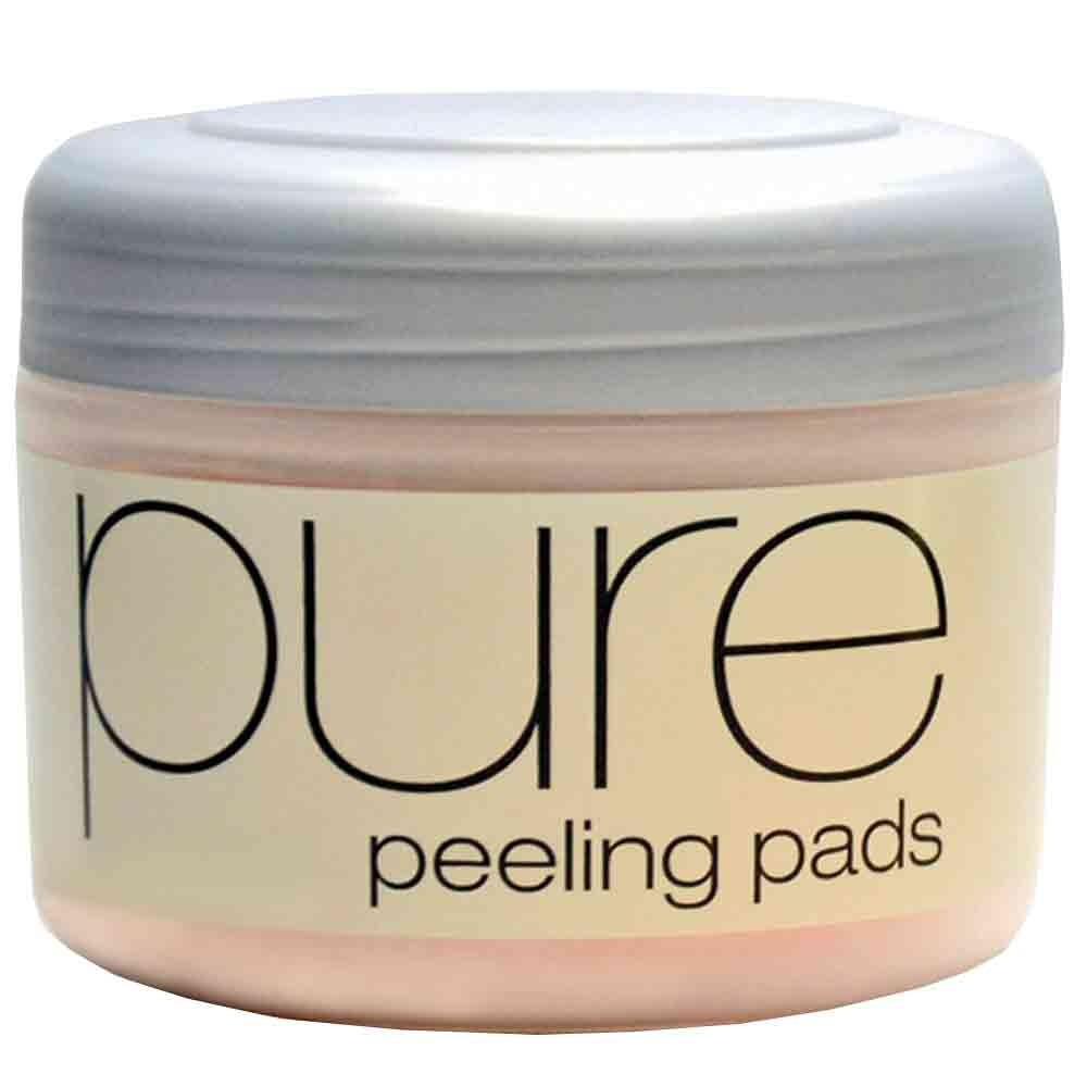 Weyergans pure Peeling Pads, 40 Stück