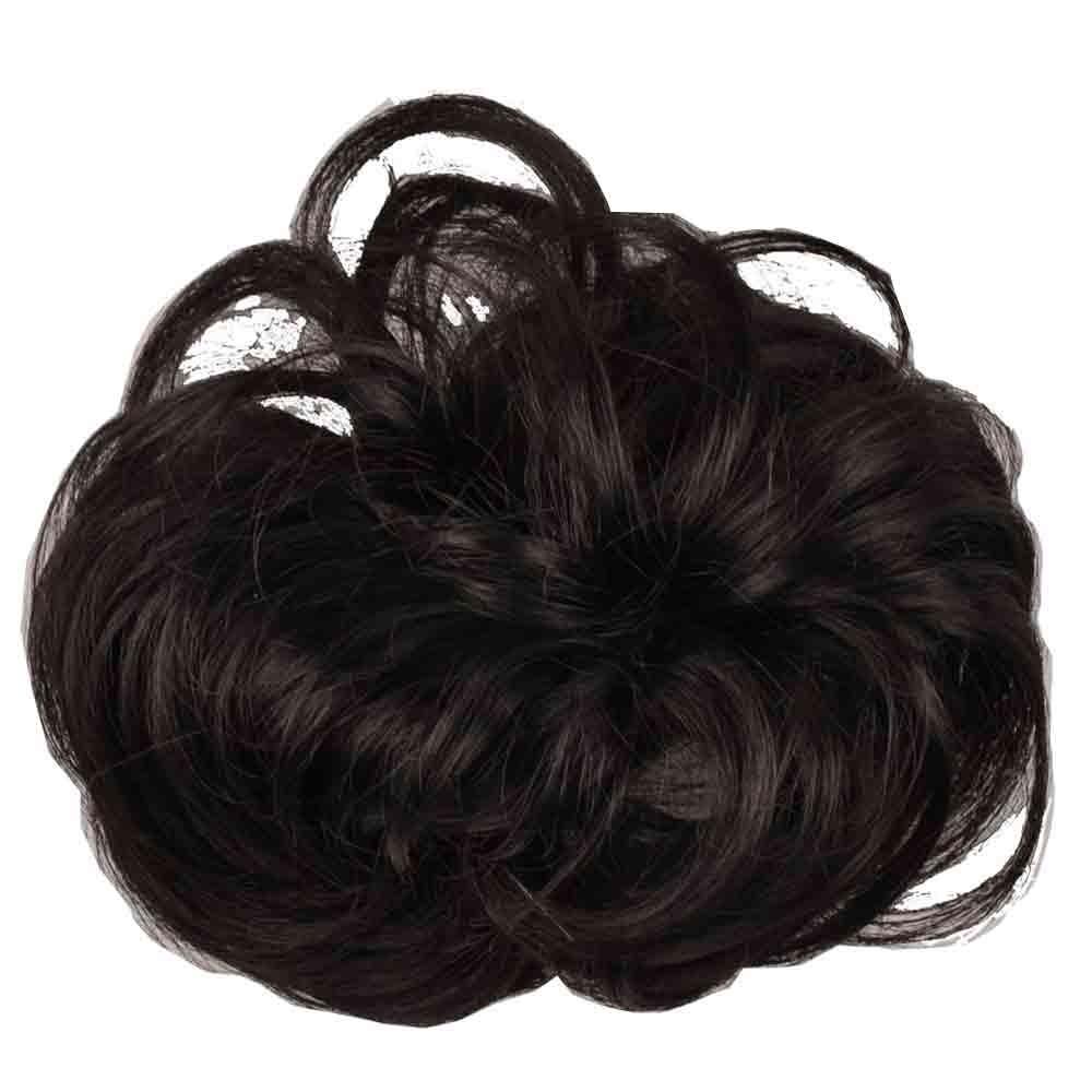 Solida Bel-Hair Fashionring Kerstin schwarz 8 Stück