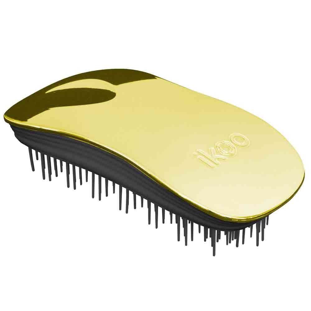 ikoo brush HOME black - soleil metallic