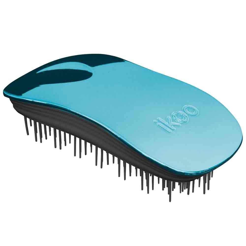 ikoo brush HOME black - pacific metallic