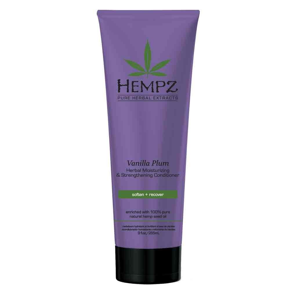 Hempz Vanilla Plum Moist & Strengh Conditioner 266 ml