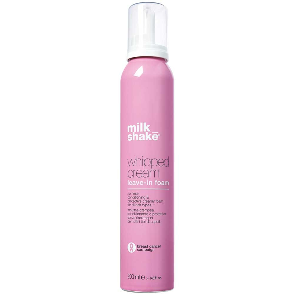 milk_shake go pink conditioning whipped cream 200 ml