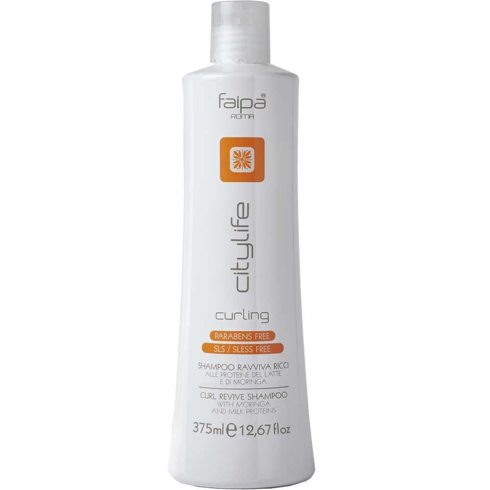 Faipa Citylife Curling Shampoo 375 ml