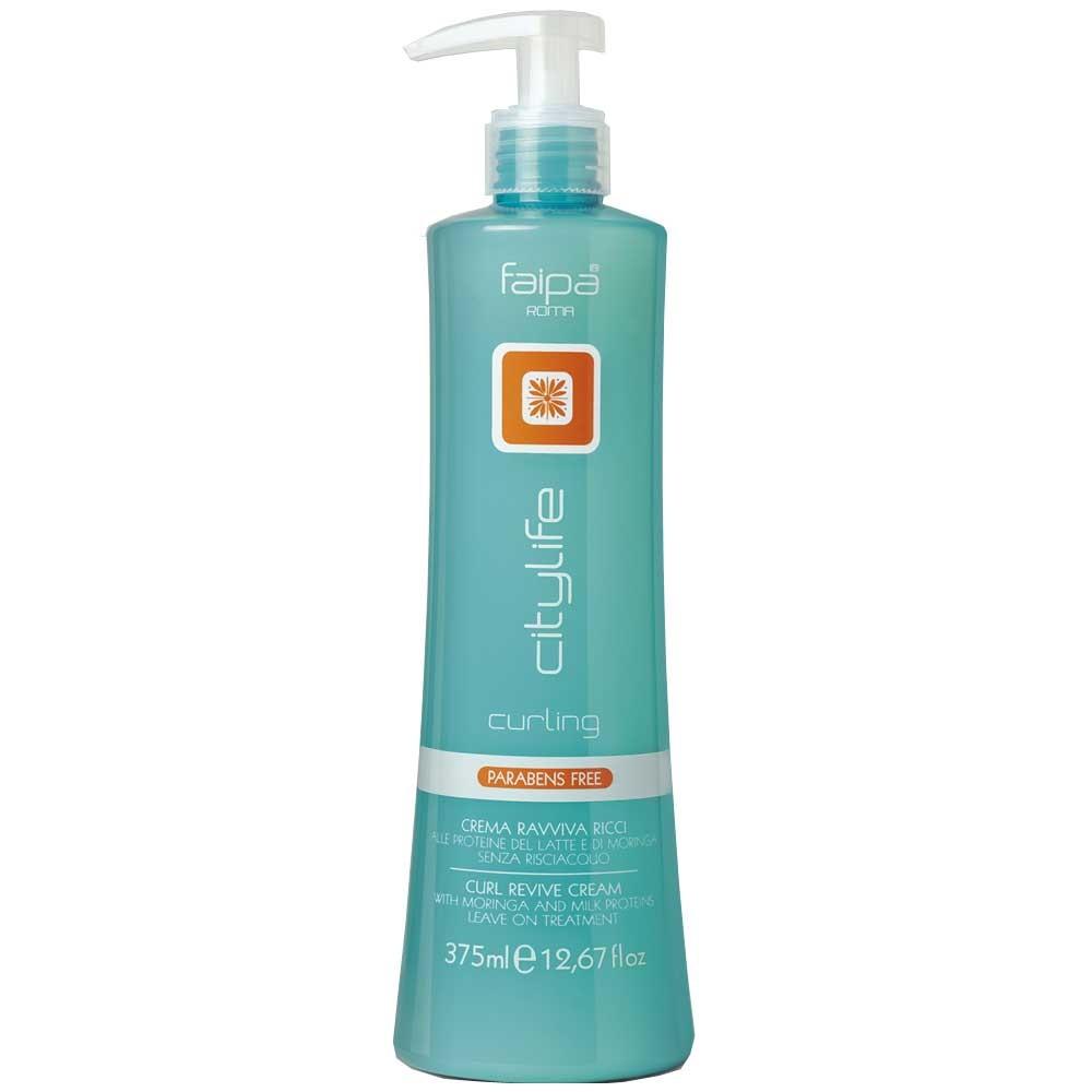 Faipa Citylife Curling Cream Leave In 375 ml