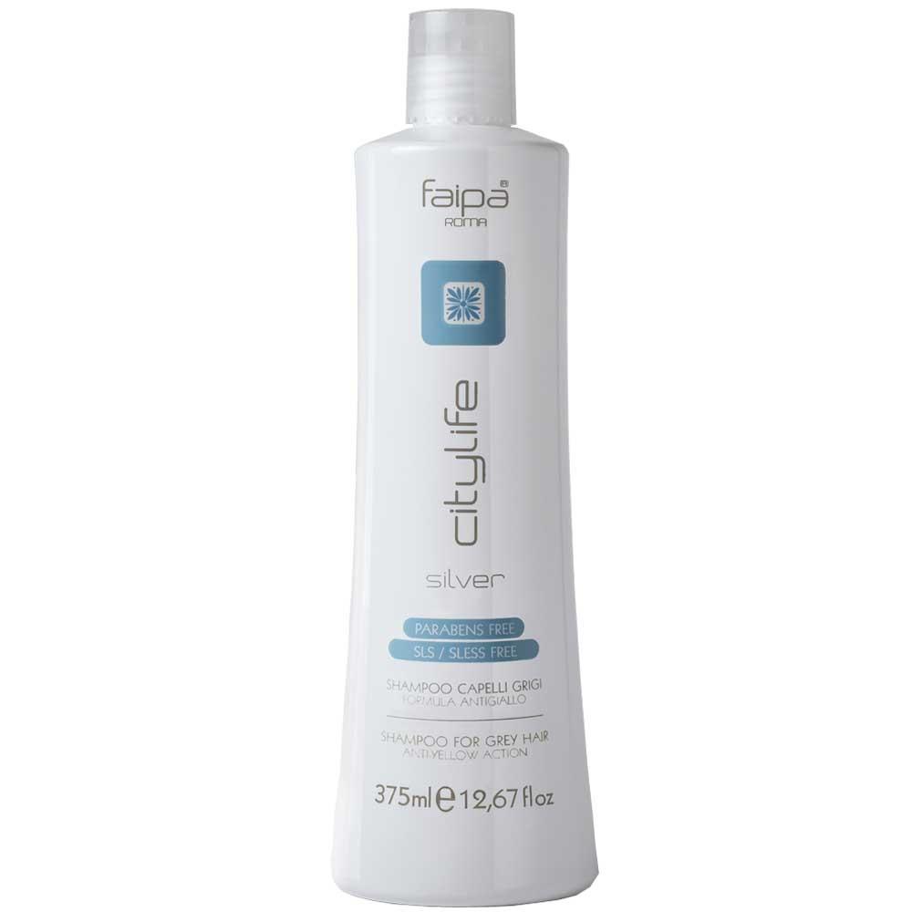 Faipa Citylife Silver Shampoo 375 ml
