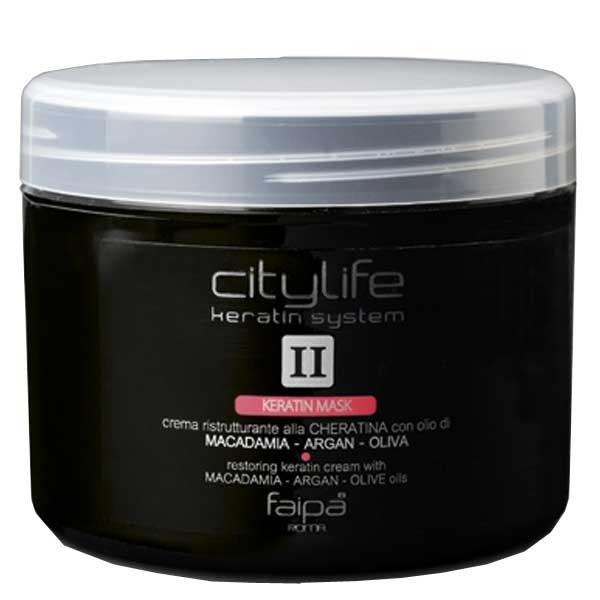 Faipa Citylife Keratin Cream 250 ml