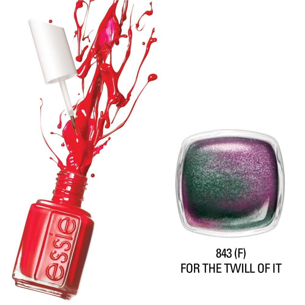 essie for Professionals Nagellack 843 For The Twill of It 13,5 ml