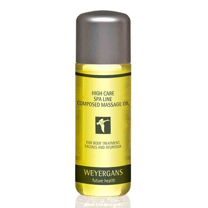 Weyergans Composed Massage Oil 200 ml