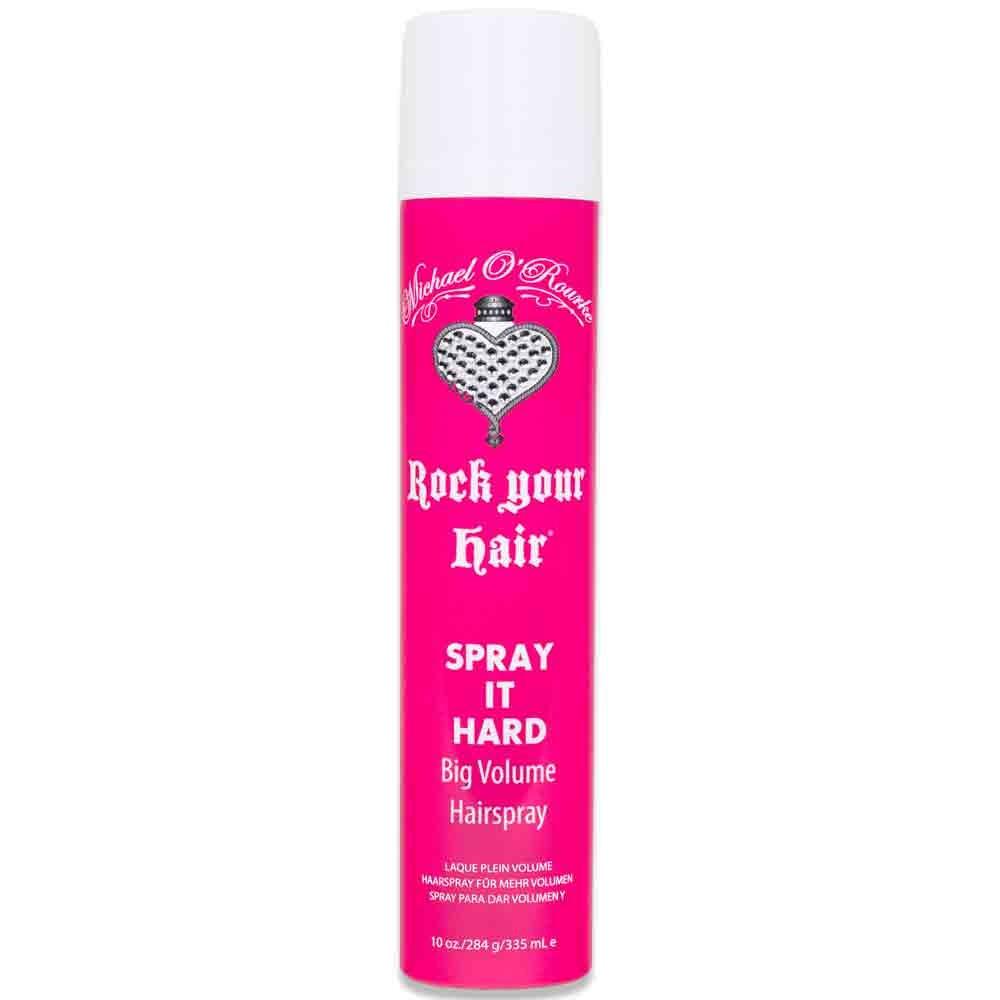 Rock Your Hair Spray It Hard 335 ml