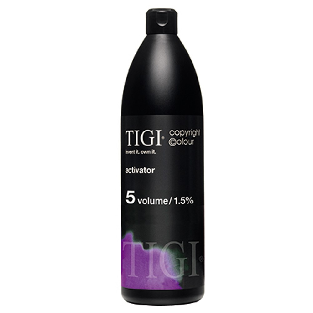 Tigi copyright©olour Activator 5 vol / 1.5 % 1000 ml
