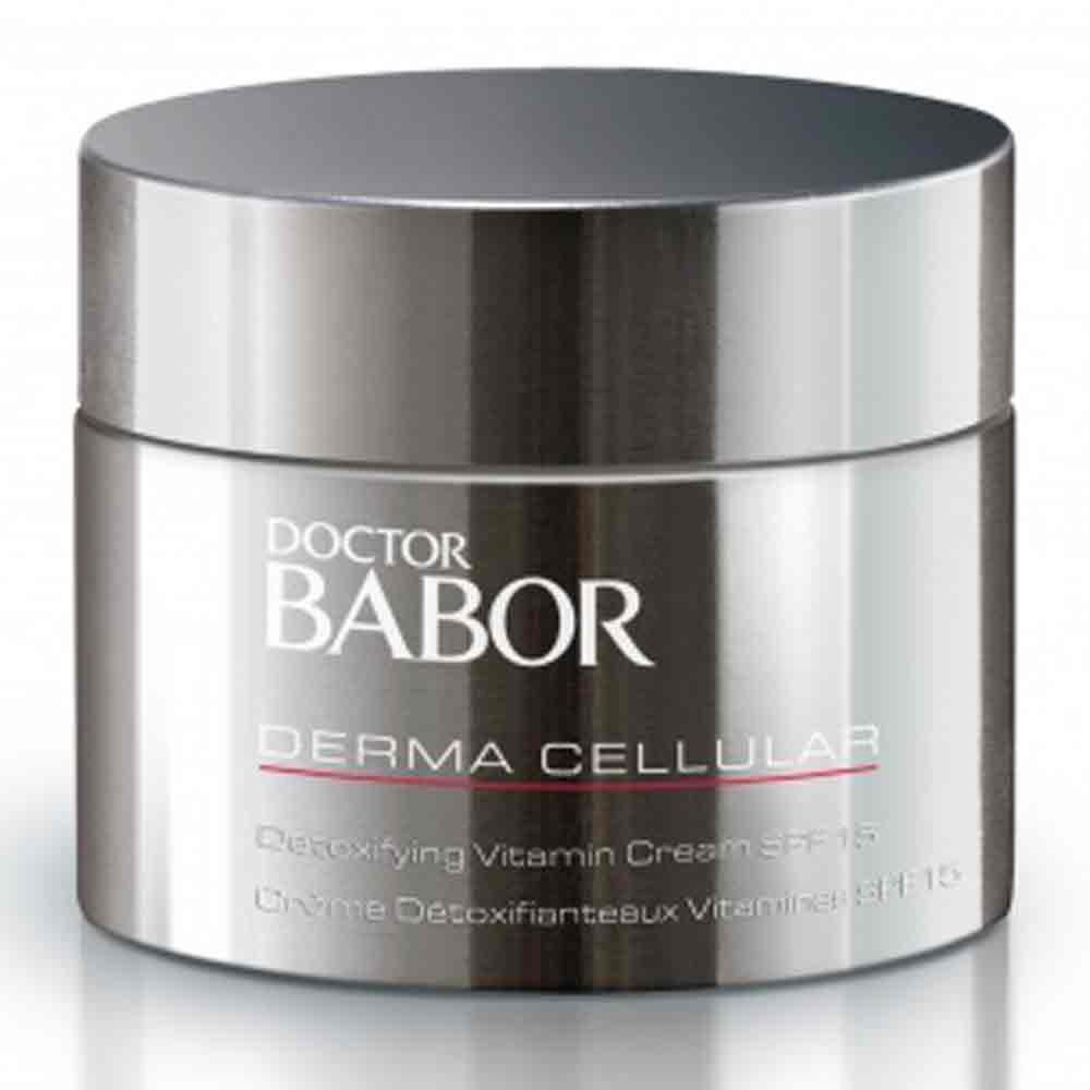 BABOR Doctor DC Detoxifying Vitamin Cream SPF 15 50 ml