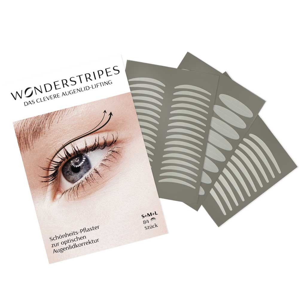 Wonderstripes S+M+L - 84 Stripes