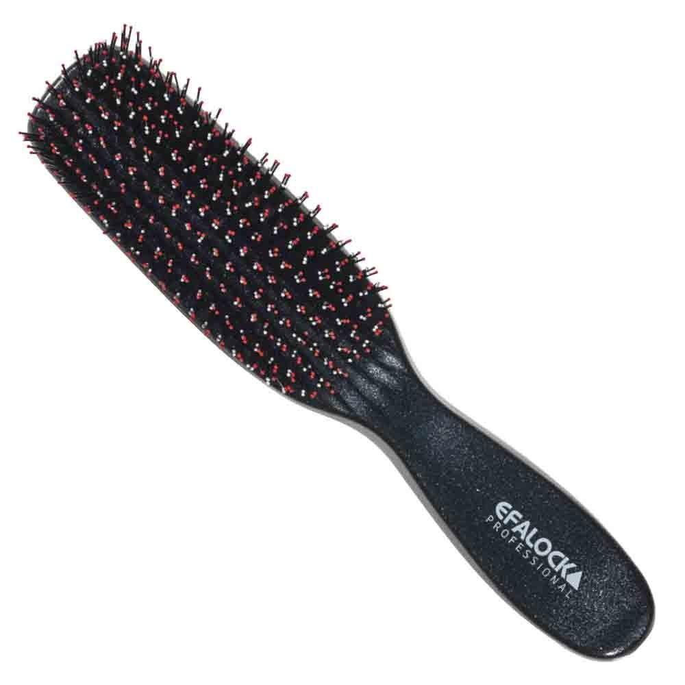 Efalock Shiny Style Brush groß schwarz