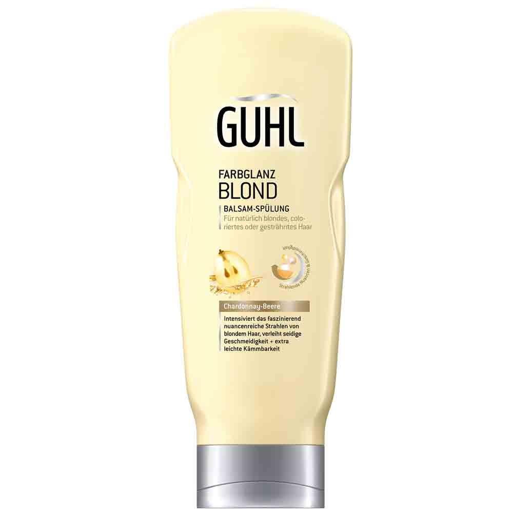Guhl Farbglanz Blond Spülung 200 ml