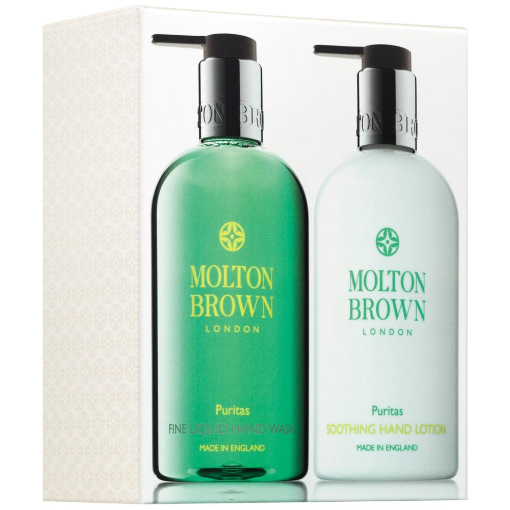 Molton Brown Puritas Hand Care Set