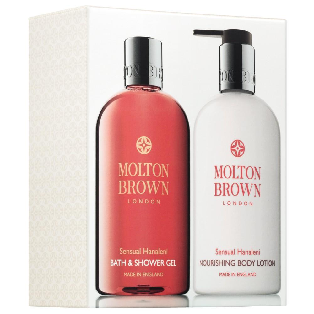 Molton Brown Sensual Hanaleni Bath & Body Set 2 x 300 ml
