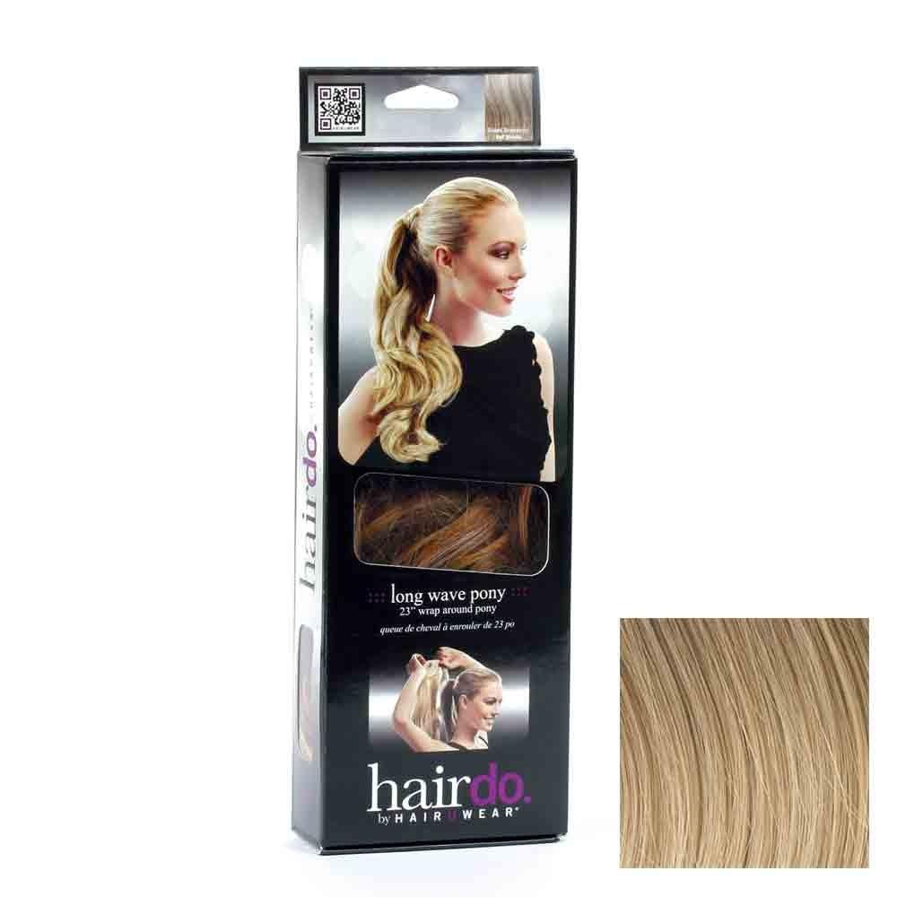 Hairdo Wrap Around Pony Wavy R1488H Golden Wheat 57 cm