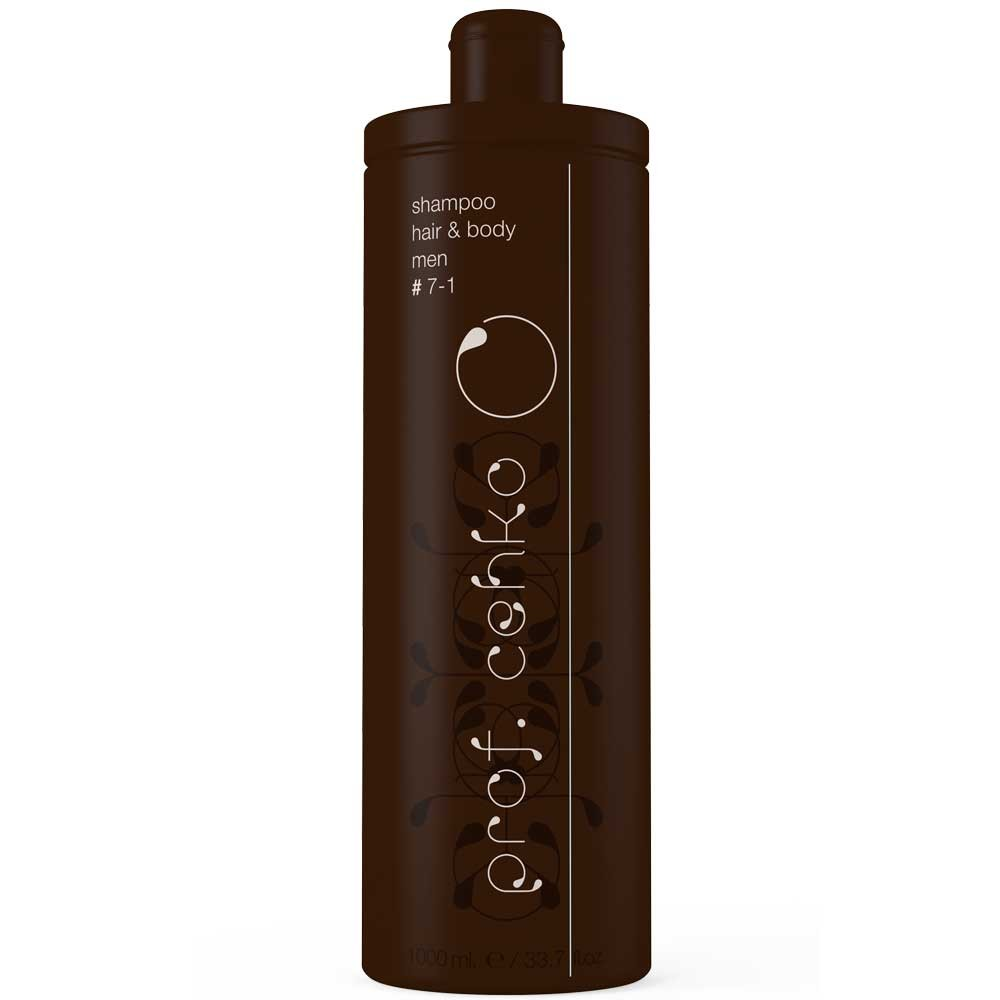 C:EHKO #7-1 Shampoo Hair & Body Men 1000 ml