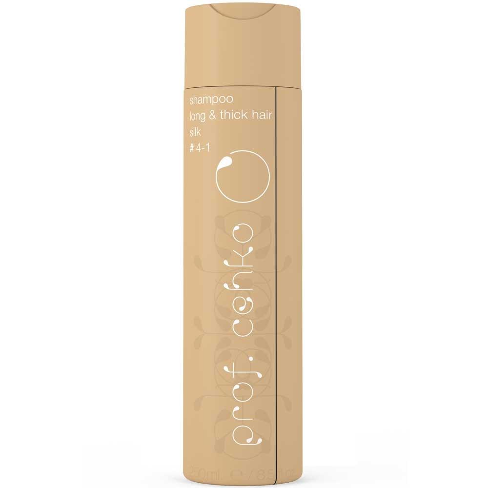 C:EHKO #4-1 Shampoo Long & Thick Hair Silk 250 ml