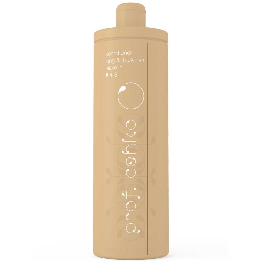 C:EHKO #4-3 Conditioner Long & Thick Hair 1000 ml