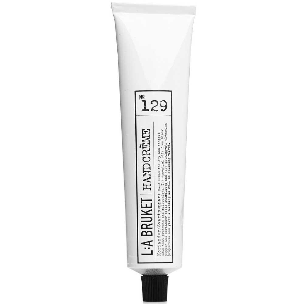 L:A BRUKET No. 129 Hand Cream Koriander/Schwarzer Pfeffer 70 ml