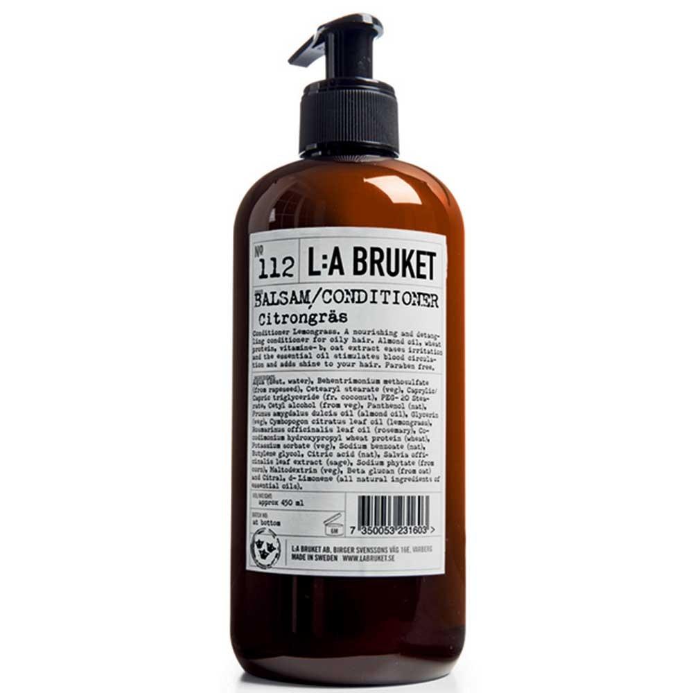 L:A BRUKET No. 112 Conditioner Zitronengras 450 ml