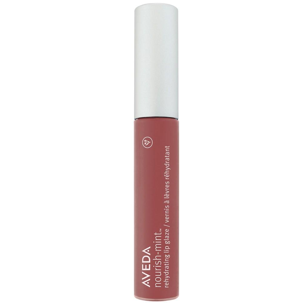 AVEDA Nourish-Mint Rehydrating Lip Glaze Rose Dusk 7 ml