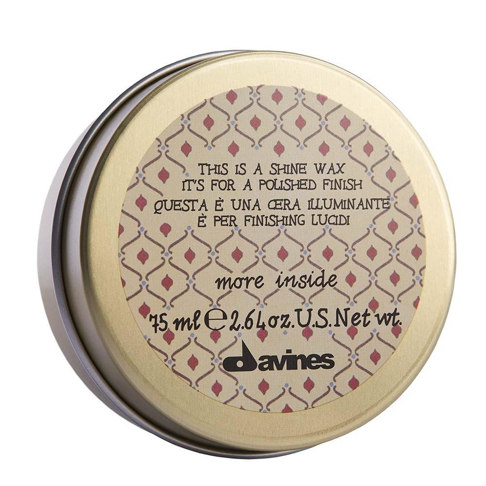 Davines more inside Shine Wax 75 ml