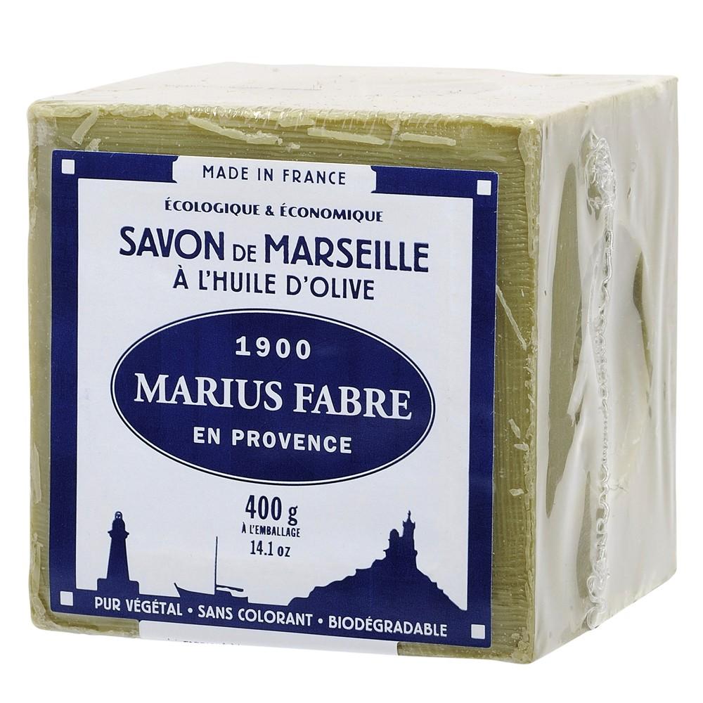 Marius Fabre Lavoir Aquamanile Olivenöl Würfelseife 400 g
