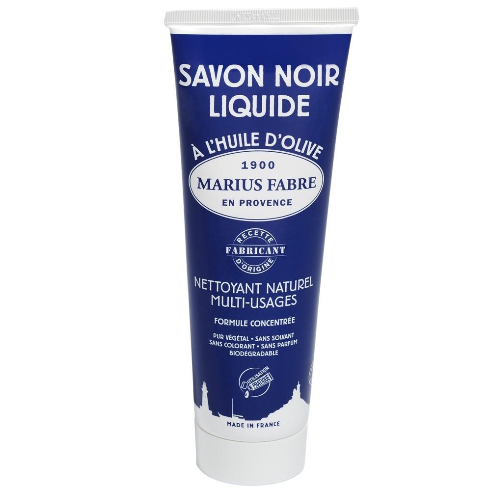 Marius Fabre Lavoir Savon Noir Liquide Tube 250 g