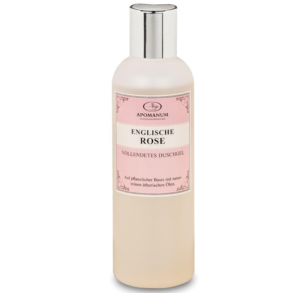 Apomanum Englische Rose Duschgel 200 ml