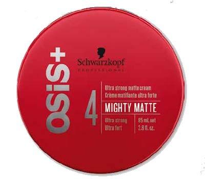 Schwarzkopf OSiS Mighty Matte 85 ml-NEU